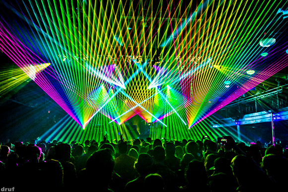 The Disco Biscuits Live.